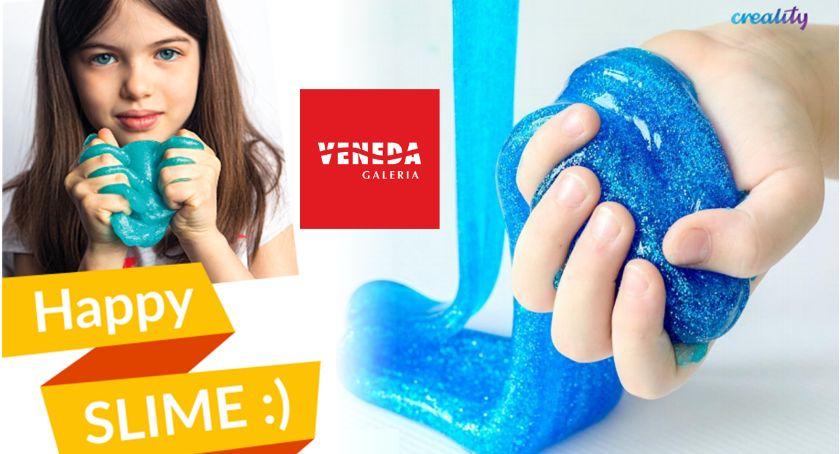Warsztaty, Happy Slime czyli Dzień Dziecka Galerii Veneda! - zdjęcie, fotografia