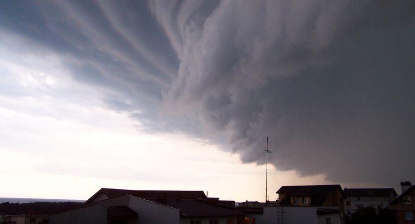 Ostrzeżenia meteo, Burze gradem! wydał żółty alert - zdjęcie, fotografia