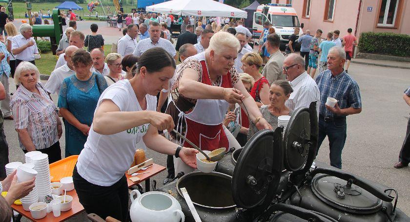 Imprezy, Szczepankowo Wielki jubileusz sąsiedzka biesiada [FOTO] - zdjęcie, fotografia