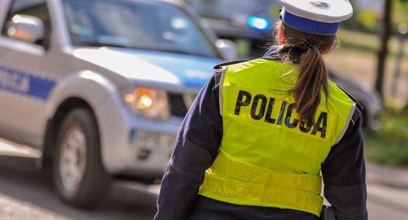 Komunikaty policji , Łomża Trzeźwy poranek trzeźwy - zdjęcie, fotografia