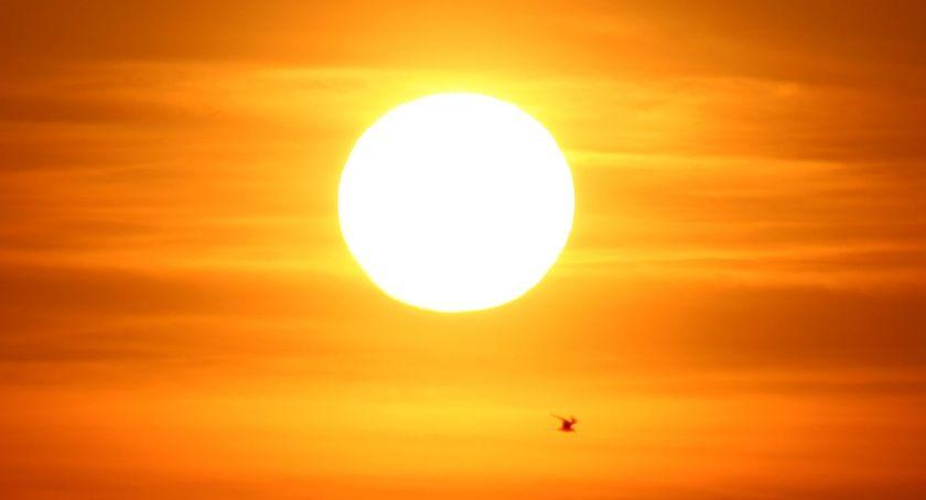 Ostrzeżenia meteo, Upały odwołane - zdjęcie, fotografia