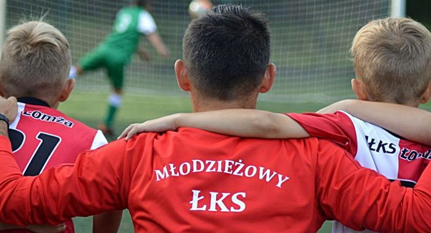 Piłka nożna, Piknik Młodzieżowym - zdjęcie, fotografia
