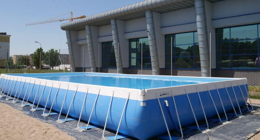 Rekreacja sportowa , jutro powitamy Letnim Parku Zabaw - zdjęcie, fotografia