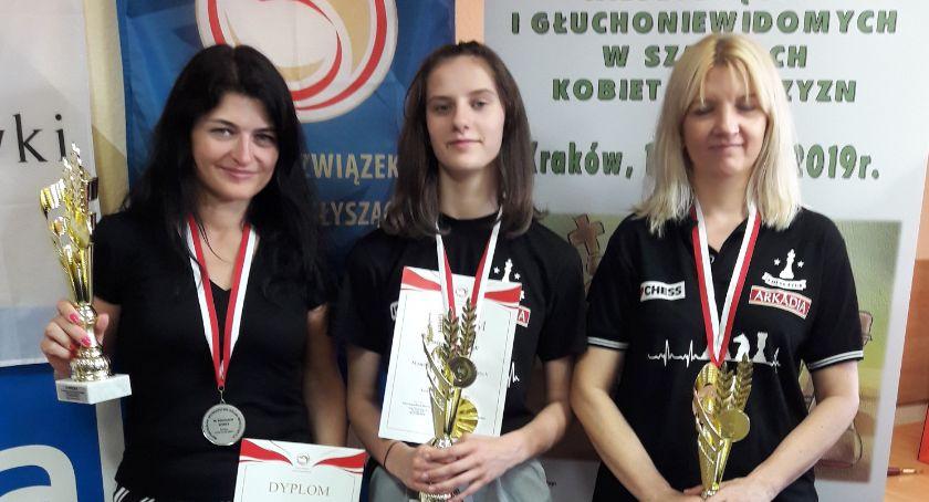 Szachy brydż , Malwina najlepsza podczas Mistrzostw Polski szachach [FOTO] - zdjęcie, fotografia