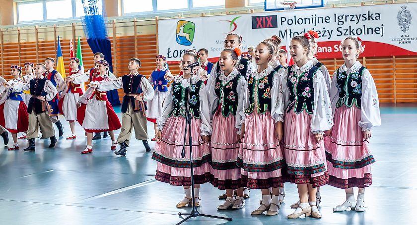 Rekreacja sportowa , Rozpoczęły Polonijne Igrzyska Młodzieży Szkolnej [FOTO] - zdjęcie, fotografia