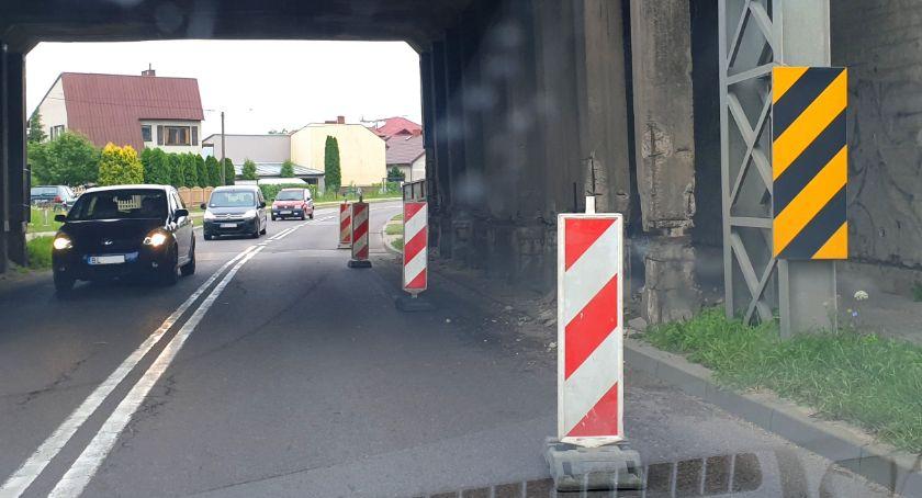 Komunikacja, Rozpoczął remont wiaduktu Poznańskiej - zdjęcie, fotografia