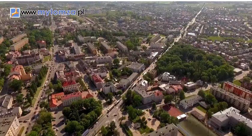 Aktualności, Centralny urząd siedzibą Łomży - zdjęcie, fotografia