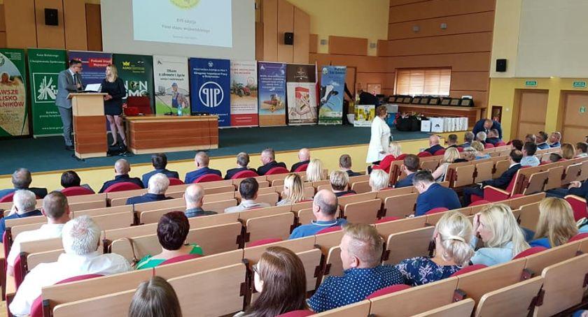 Region, Znamy podlaskich laureatów konkursu Bezpieczne Gospodarstwo Rolne - zdjęcie, fotografia