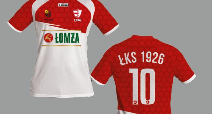 Piłka nożna, Browar Łomża pozostaje sponsorem głównym klubu - zdjęcie, fotografia
