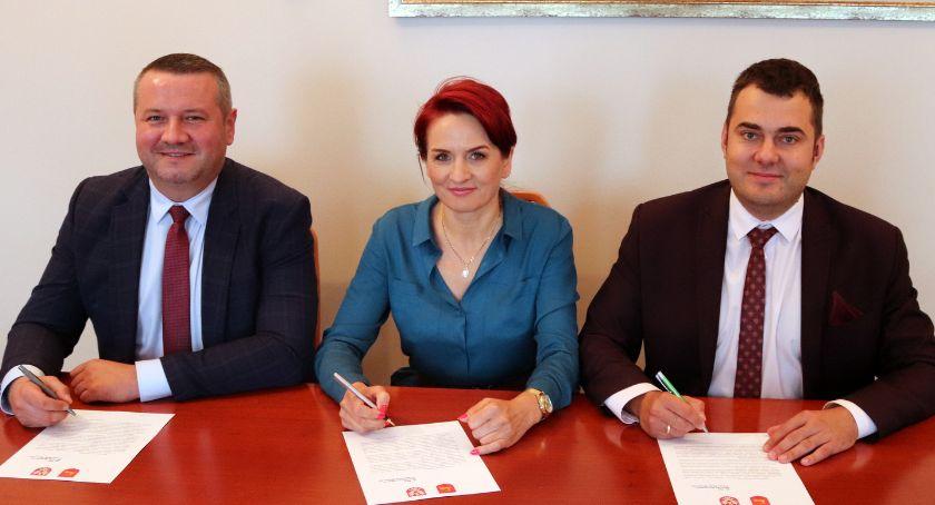 Prezydent Łomży, Łomża Ostrołęka Władze zainteresowane urzędem centralnym - zdjęcie, fotografia