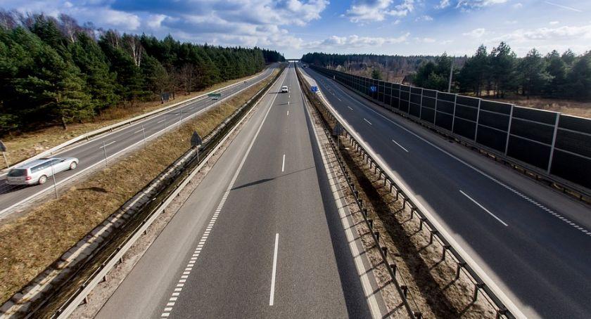 Komunikacja, Baltica zezwolenie budowę Łomży - zdjęcie, fotografia