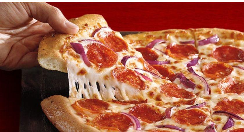 Biznes, Łomży powstanie pierwsza mieście restauracja Pizza - zdjęcie, fotografia