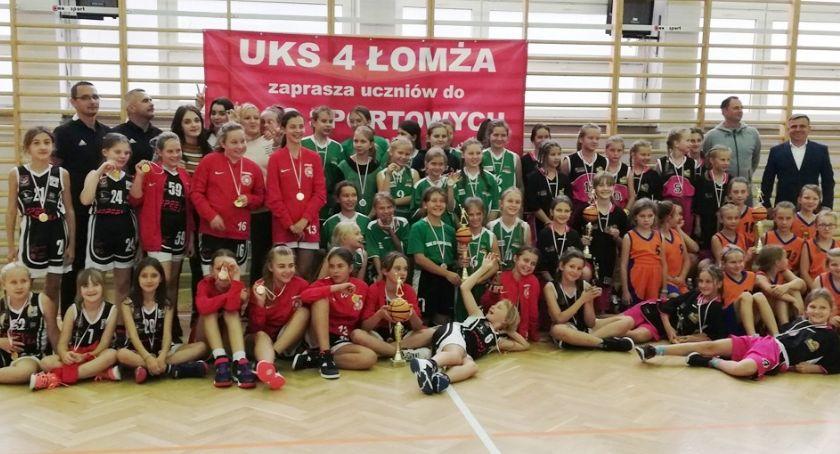 Koszykówka, Łomża Pucharem Prezydenta [FOTO] - zdjęcie, fotografia