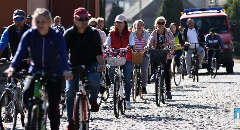 Rowery, Rowerem przez gminę Nowogród [FOTO] - zdjęcie, fotografia