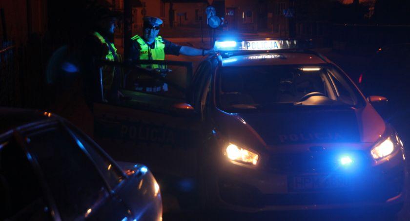 Komunikaty policji , Plaga pijanych kierowców! Niespokojny weekend drogach - zdjęcie, fotografia
