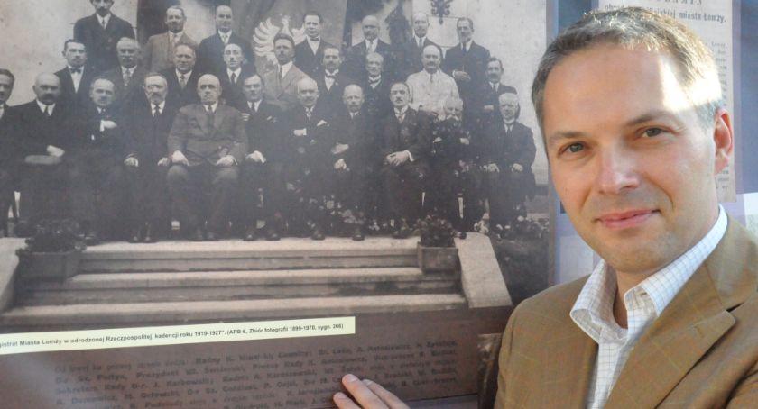 Posłowie łomżyńscy, Jacek Żalek Łomży naprawdę nigdy wyjechałem zawsze - zdjęcie, fotografia