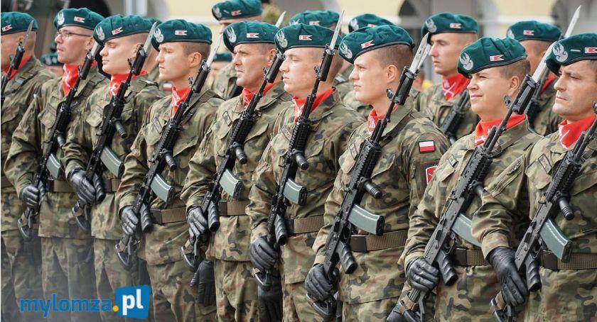 Aktualności, Poszukiwani żołnierze jednostki Łomży - zdjęcie, fotografia