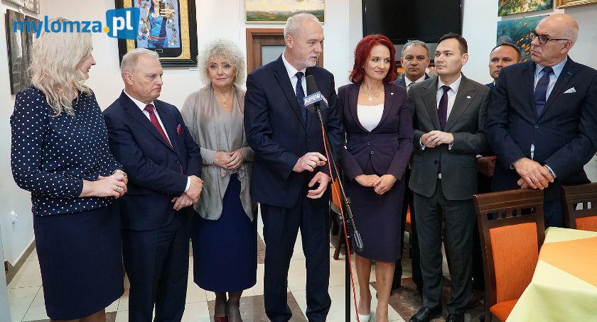 Partie polityczne, Wicemarszałek Senatu Łomży Walczymy każdy okręg [FOTO] - zdjęcie, fotografia