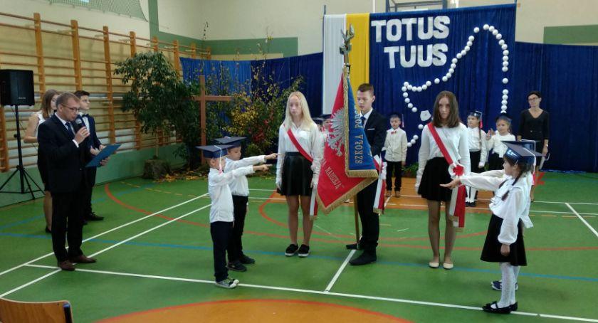 Szkoły i edukacja, Święto szkoły Kupiskach [FOTO] - zdjęcie, fotografia