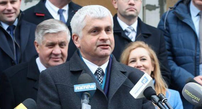 Partie polityczne, Wprost Wojewoda podlaski wymiany Fatalny wynik tragiczna kampania - zdjęcie, fotografia