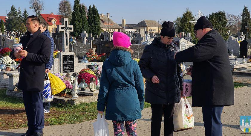 Region, Nowogrodzie kwestowali [FOTO] - zdjęcie, fotografia