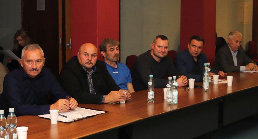 Rada Miejska w Łomży, Wniosek prezydenta udrożnienie Portu Łomża - zdjęcie, fotografia
