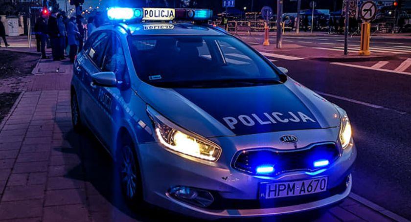 Kronika kryminalna, Łomża Zuchwała kradzież drogerii - zdjęcie, fotografia