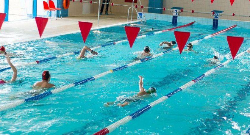 Pływanie, Rekord frekwencji Parku Wodnym - zdjęcie, fotografia