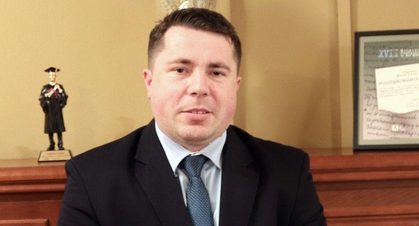 Prezydent Łomży, Stypułkowski Radzie Miejskiej brakuje dialogu - zdjęcie, fotografia