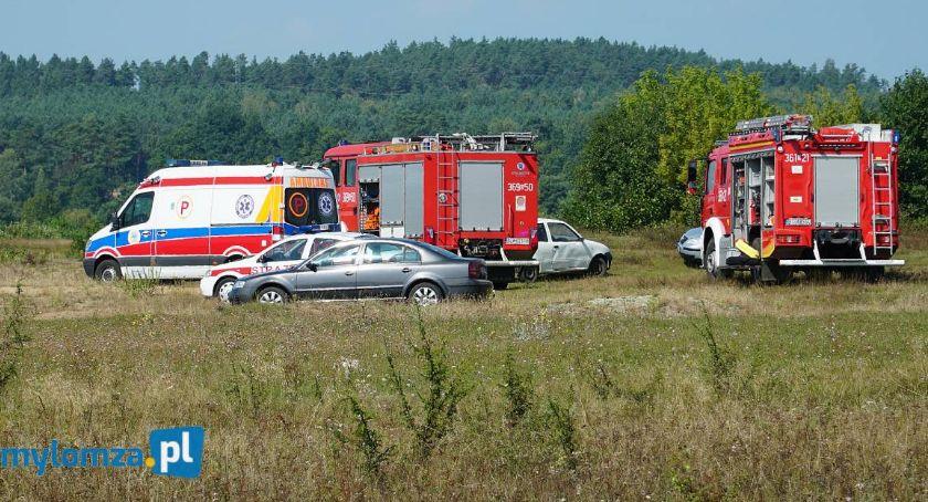 Kronika kryminalna, stawie znaleziono topielca - zdjęcie, fotografia