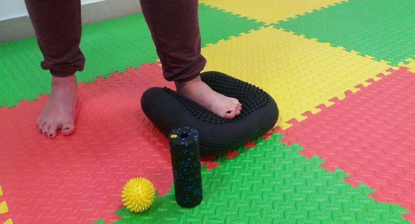 Zdrowie i uroda, Rehabilitacja kompleksowej terapii stopy - zdjęcie, fotografia