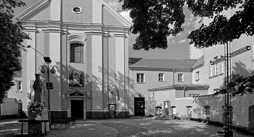 Kościół, żyje Zakonu Braci Mniejszych Kapucynów - zdjęcie, fotografia