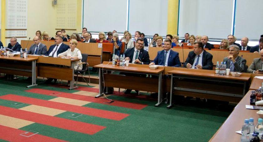 Sejmik i Zarząd Województwa Podlaskiego, radni sejmiku - zdjęcie, fotografia
