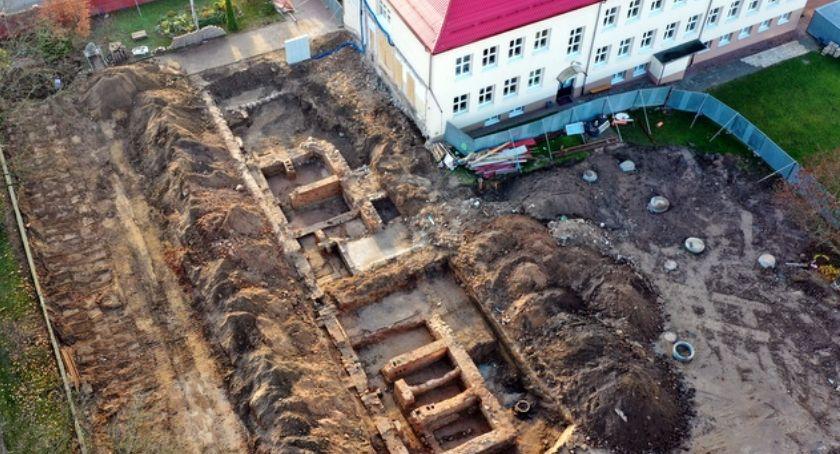 Historia, Łomża Archeologiczne niespodzianki [FOTO] - zdjęcie, fotografia