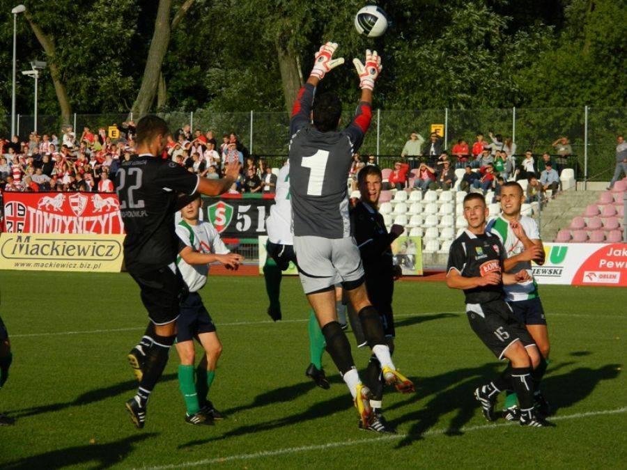 Rekreacja sportowa , Pojedynek mistrzów WIDEORELACJA FOTO! - zdjęcie, fotografia