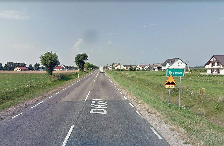 Region, będą mieli nową drogę - zdjęcie, fotografia