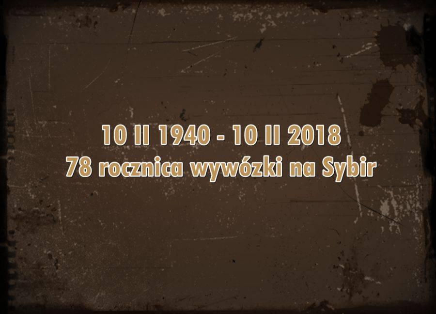 Region, Obchody rocznicy pierwszej deportacji głąb Rosji - zdjęcie, fotografia