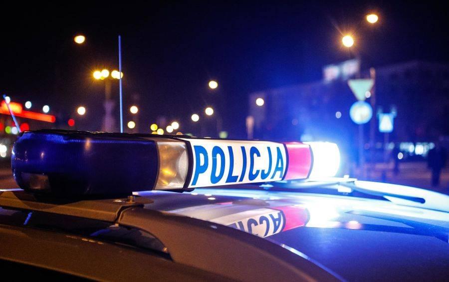 Region, Policyjny pościg przez powiaty pijanym kierowcą - zdjęcie, fotografia