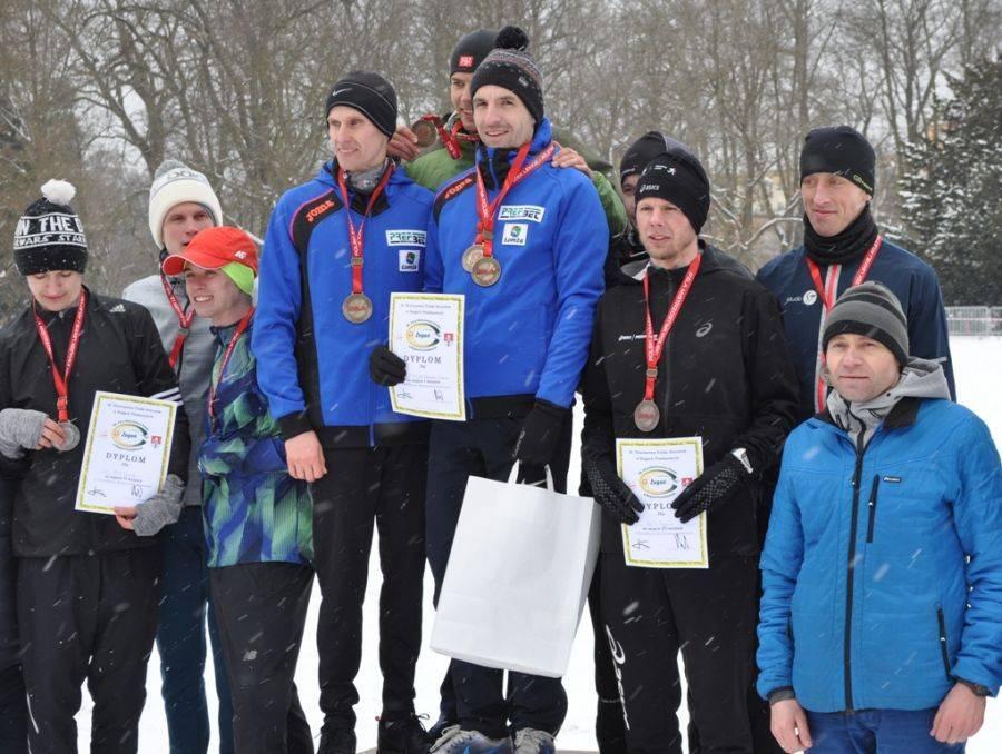 Sport, tytuły Mistrza Polski lekkoatletów PREFBET [FOTO] - zdjęcie, fotografia