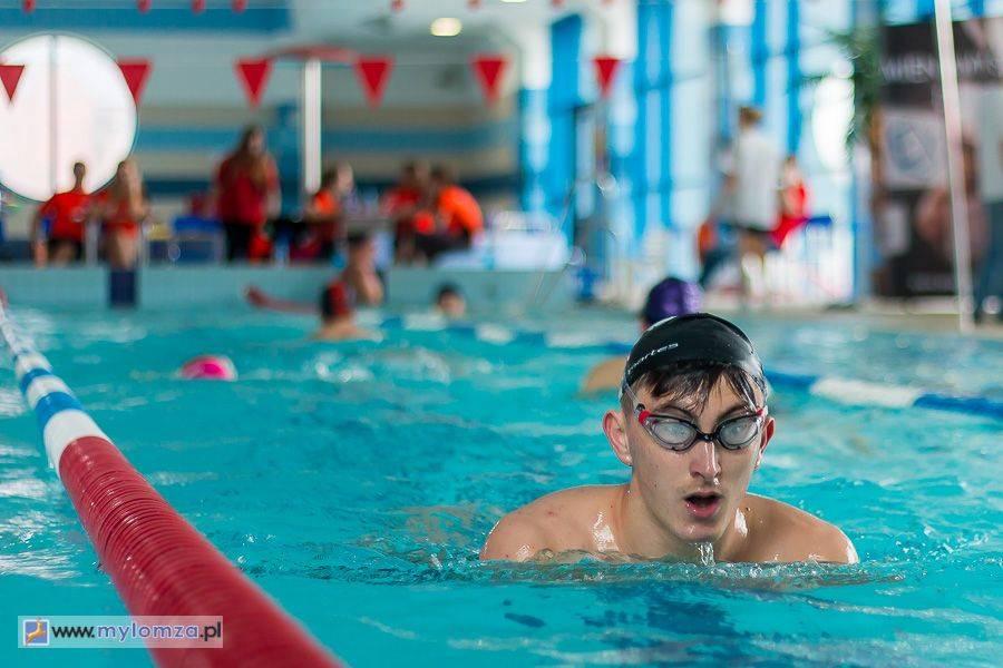 Sport, ŻYWO] godzinny Maraton Pływacki - zdjęcie, fotografia