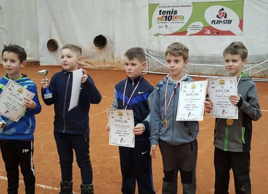 Sport, Udany tenisowy weekend - zdjęcie, fotografia