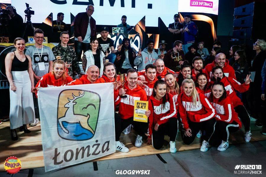 Kultura, Triumf tancerzy największym turnieju street dance Polsce - zdjęcie, fotografia