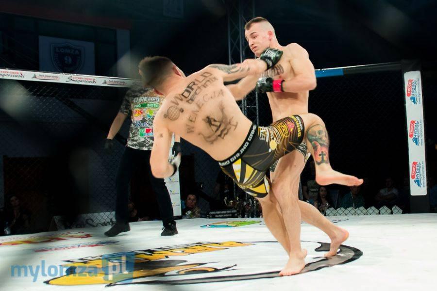 Sport, Armia Fight Night Patryk Surdyn Piotr Kamiński [VIDEO FOTO] - zdjęcie, fotografia