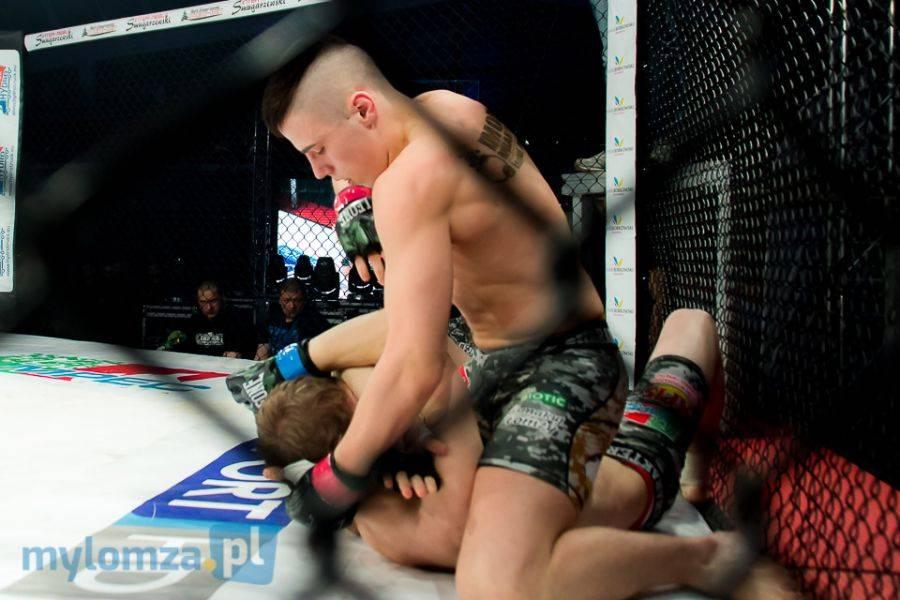Sport, Armia Fight Night Hubert Sulewski Biruk [VIDEO FOTO] - zdjęcie, fotografia