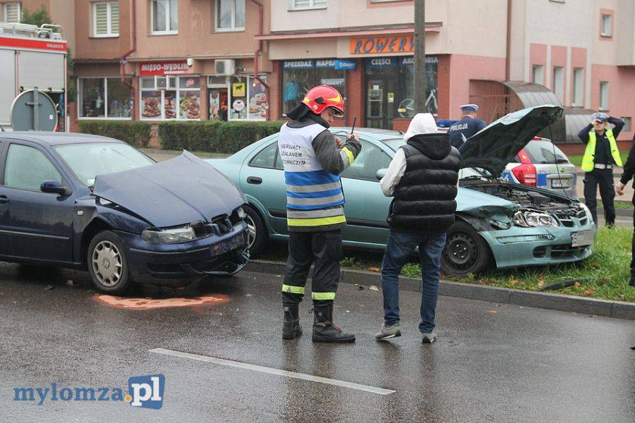 Newsy, Coraz mniej wypadków coraz więcej kolizji - zdjęcie, fotografia