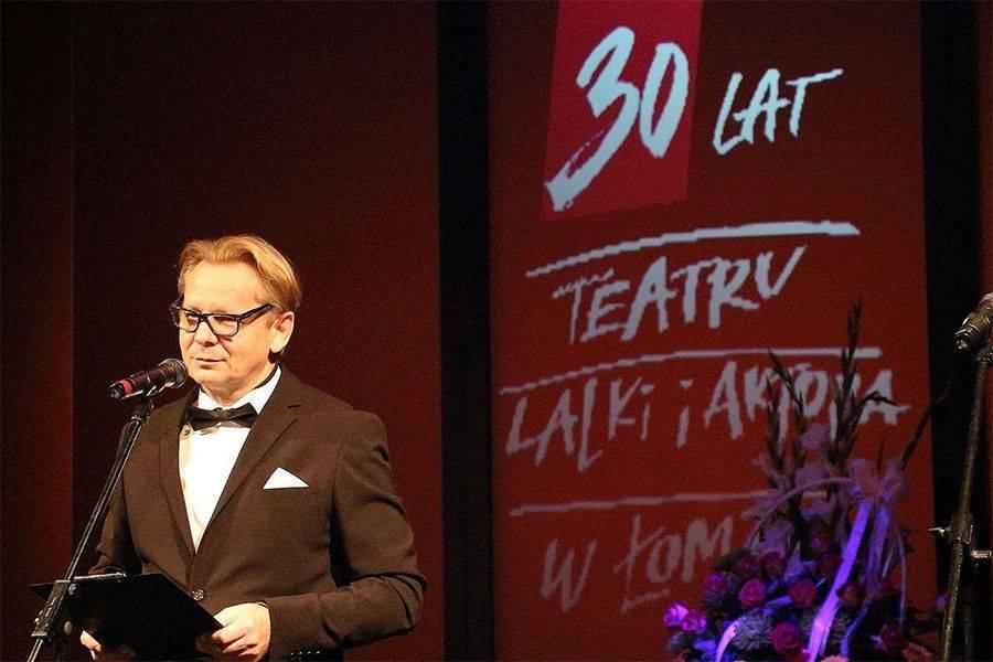 Sztuka, Teatr Lalki Aktora Łomży Podlaską Marką - zdjęcie, fotografia