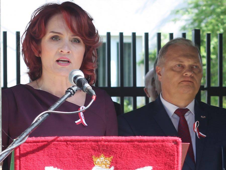 Newsy, Medialna burza wokół Krynickiej Łomżyńscy działacze mówią - zdjęcie, fotografia