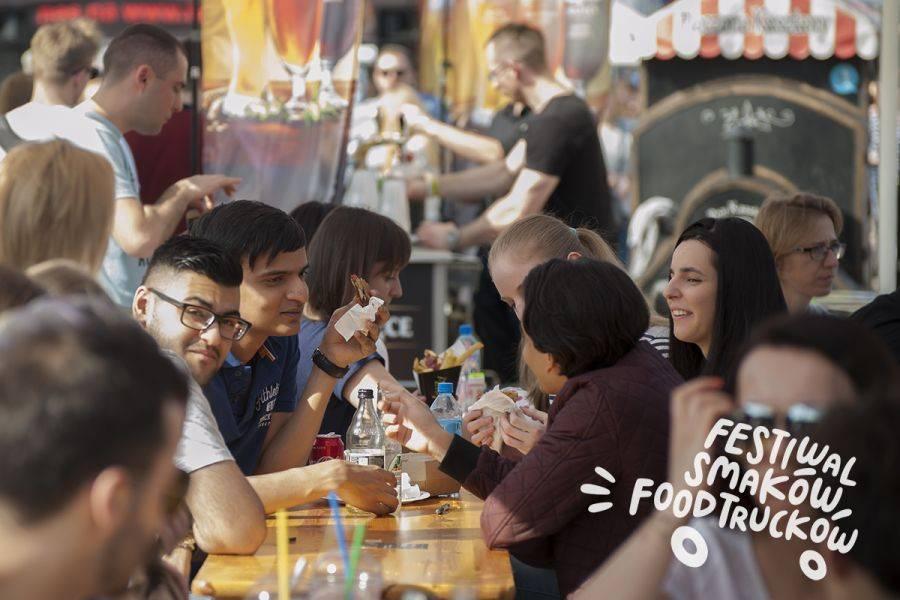 Newsy, pierwszy Festiwal Smaków Trucków Łomży! Konkurs głodnych - zdjęcie, fotografia