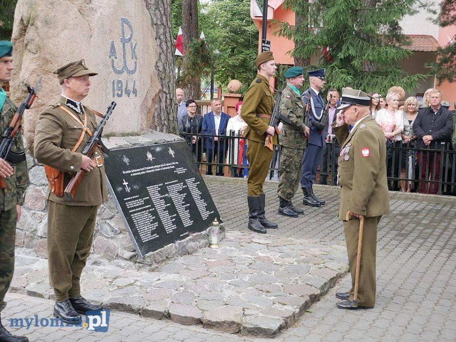 Region, Patriotyczna tablica odsłonięta Wygodzie [FOTO] - zdjęcie, fotografia