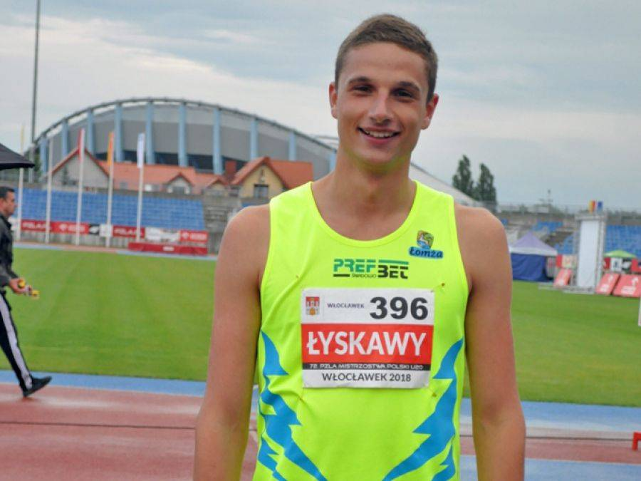 Sport, Przemysław Łyskawy Mistrzem Polski [FOTO] - zdjęcie, fotografia